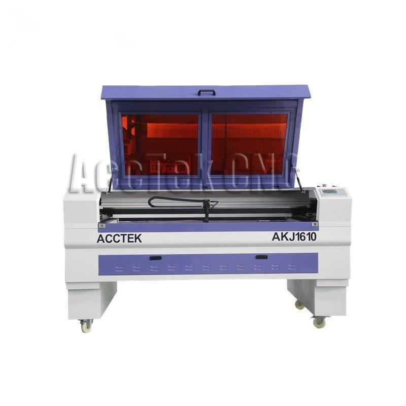 High Precison! 80w 100w 130w 150w CO2 Laser Cutting Engraving Machine 1390 1610 Laser Cutter For Wood Acrylic Metal