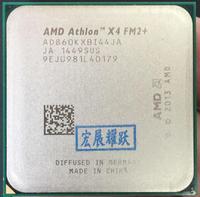 AMD PC computer Athlon X4 860K X860K FM2+ Quad Core CPU 100% working properly Desktop Processor