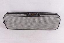 Eine neue 4/4 Violine fall # DGF0014 Deluxe Die hochwertige violine box schön und langlebig leichtes stoßfest