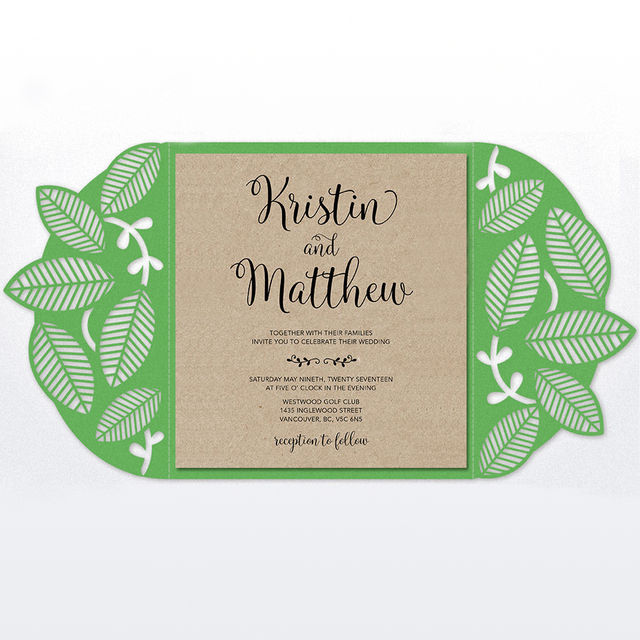 Picky Bride Wedding Invitations Store - Small Orders Online Store