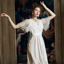 Nightgown medieval Elegant Nightgown