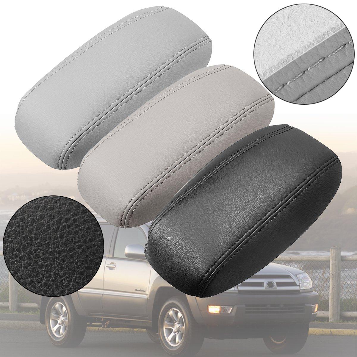Elegance Car Seat Cover Grey /& Black For Daihatsu SIRION 2005-2010