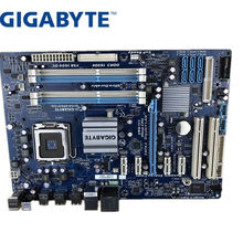 Gigabyte GA-EP43T-S3L desktop placa-mãe p43 soquete lga 775 para núcleo 2 pentium d ddr3 16g atx original usado EP43T-S3L mainboard