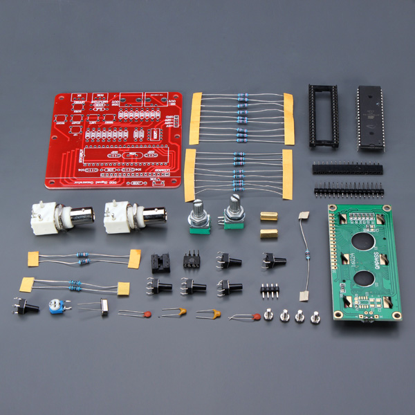 Factory Price DIY KIT Orignal Hiland DDS Function Signal Generator Module Kit Pulse Sine Wave for learning