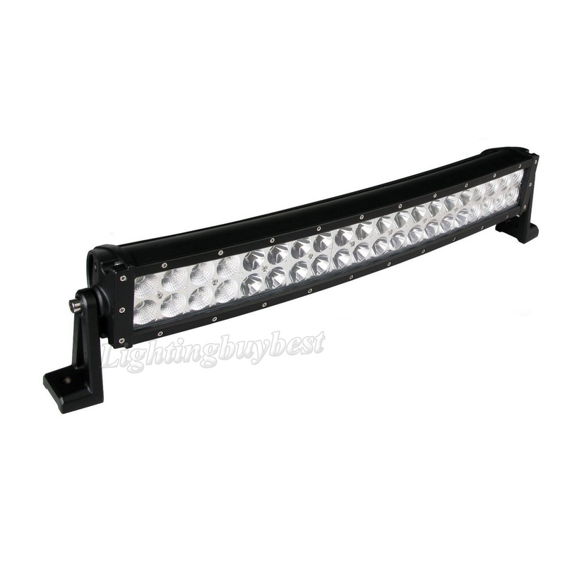 22 inch 120W Led Curved Work Light Bar Spot Flood Combo Beam For Jeep Off Road Indicators Driving Offroad Boat Car Truck 4x4 SUV 1pcs 120w 12 12v 24v led light bar spot flood combo beam led work light offroad led driving lamp for suv atv utv wagon 4wd 4x4