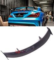 Real Carbon Fiber GT Rear Trunk Spoiler For Mercedes Benz CLA CLASS W117 C117 CLA45 200 250 260 2013UP