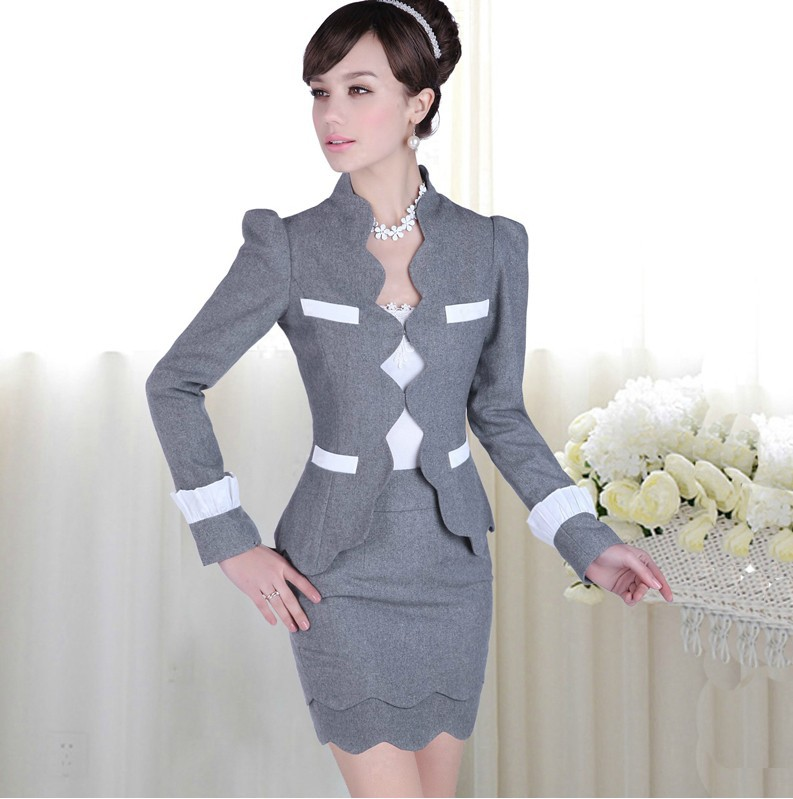 Online Buy Wholesale formal skirt suit from China formal skirt ...