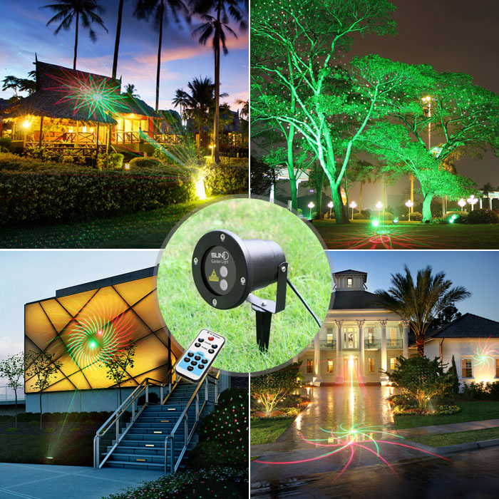 Buy Outdoor Ip65 Waterproof Laser Light