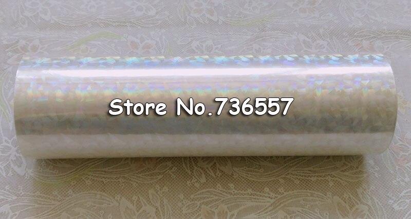 Badge Holder e Acessórios cm x 120 m de Modelo Número : Holographic Foil Transparent Foil