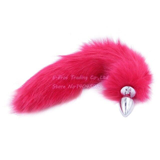 Хвост анальный розовый, русская лучшая как