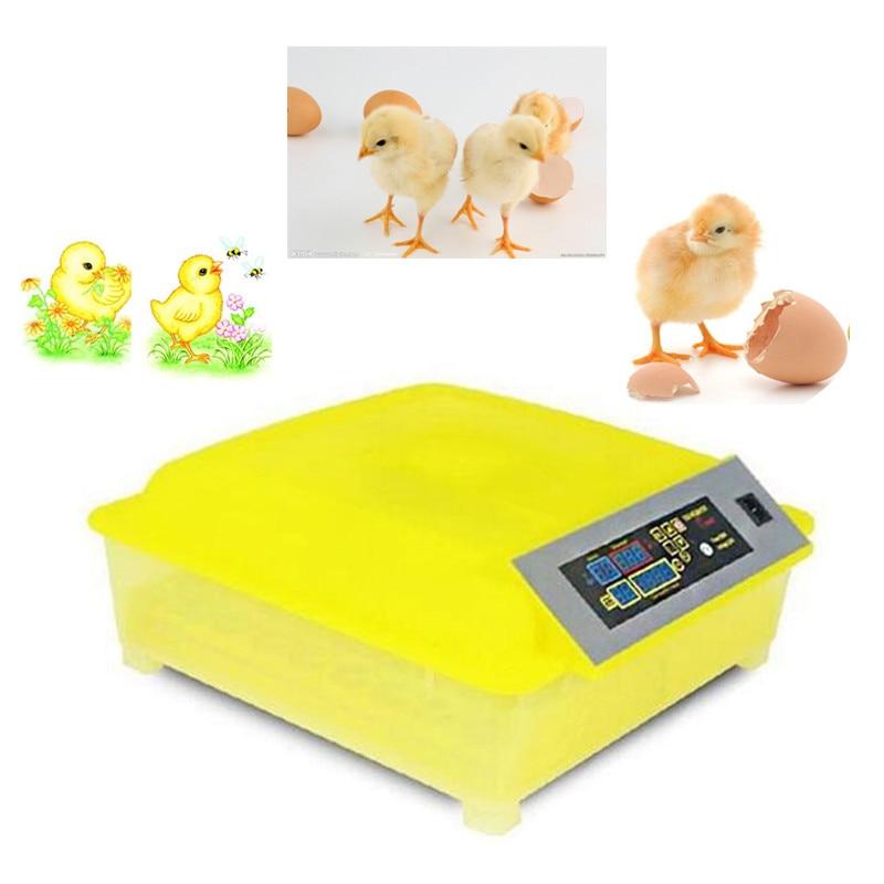 Fully Automatic high quality Digital 48 Eggs Incubator home&farm use  Hatching Poultry Chicken Duck Quail Eggs Hatchy duck farm повседневные шорты