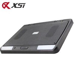 Image 4 - XST 15.4 インチ HD 1080P ビデオ車屋根フリップダウン天井マウントモニター MP5 プレーヤーサポート USB SD カード sperker IR FM トランスミッタ
