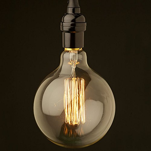 Lightinbox E27 40W screw Vintage light bulb filament Incandescent Globe Retro old fashioned Edison Lamp 220V