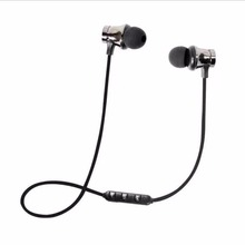 2019 Wireless Headphone Bluetooth Earphone Headphone For Phone Neckband sport earphone Auriculare CSR Bluetooth For All Phone