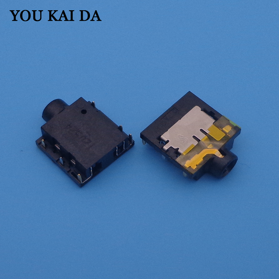 Headphone MIC Audio Jack Socket Connector for Dell Inspiron 15R 2521