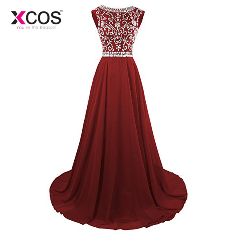 Cheap Wedding Dresses Colorado Springs: Aliexpress.com : Buy Burgundy Bridesmaid Dresses Crystal