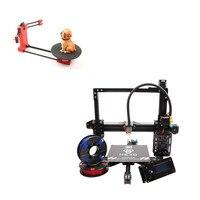 Комбинация продажа новейший HE3D EI3 одиночный autolevel 3D принтер diy комплект, добавляющий открытый sourse 3D сканер DIY комплект