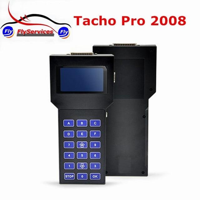 New Arrival Professional Tacho Pro 2008 July PLUS Universal Dash Programmer UNLOCK   Tacho Pro Universal Odometer Programmer