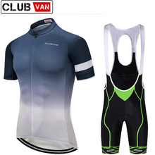 check price clubvan Pro Team Men Bike Gel Bib Shorts Ropa Ciclismo Breathable Quick Dry Sale Best Quality