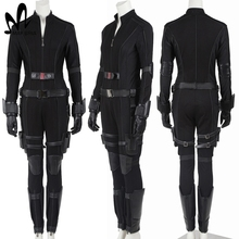 Captain America Civil War Black Widow Cosplay Costume Natasha Romanoff cosplay Captain America costume Black Widow custom made