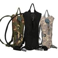 3L Tactical Kamp Water Bag 8 Colors Camel Bag Hydration Backpack Camelback Water Bladder Mochila De