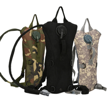 Bolsa de agua 3l tactical kamp 8 colores camel bag bolsa de agua mochila de hidratación mochila camelback