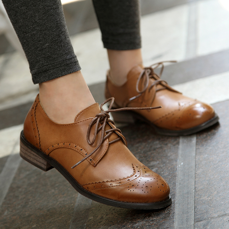 Brogues Shoes For Ladies India