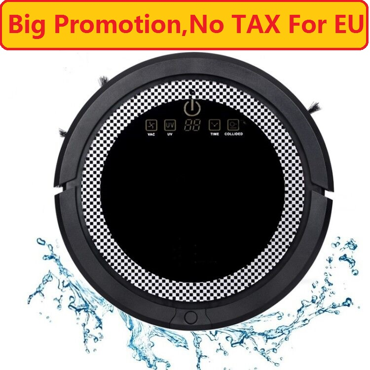 Most Advanced Robot Vacuum Cleaner For Home (Sweep,Vacuum,Mop,Sterilize) With Water Tank,3350mah lithium BatteryMost Advanced Robot Vacuum Cleaner For Home (Sweep,Vacuum,Mop,Sterilize) With Water Tank,3350mah lithium Battery