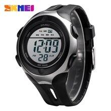 цена на New SKMEI Fashion Watches Sport Watch Men Digital Wristwatches Weekdisplay Alarm 50M Waterproof Man Watches Erkek Kol Saati 1492