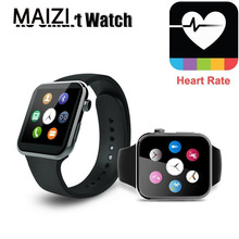 2016 New Smartwatch A9 Bluetooth Smart uhr für Apple iPhone & Samsung Android Telefon relogio inteligente reloj smartphone uhr