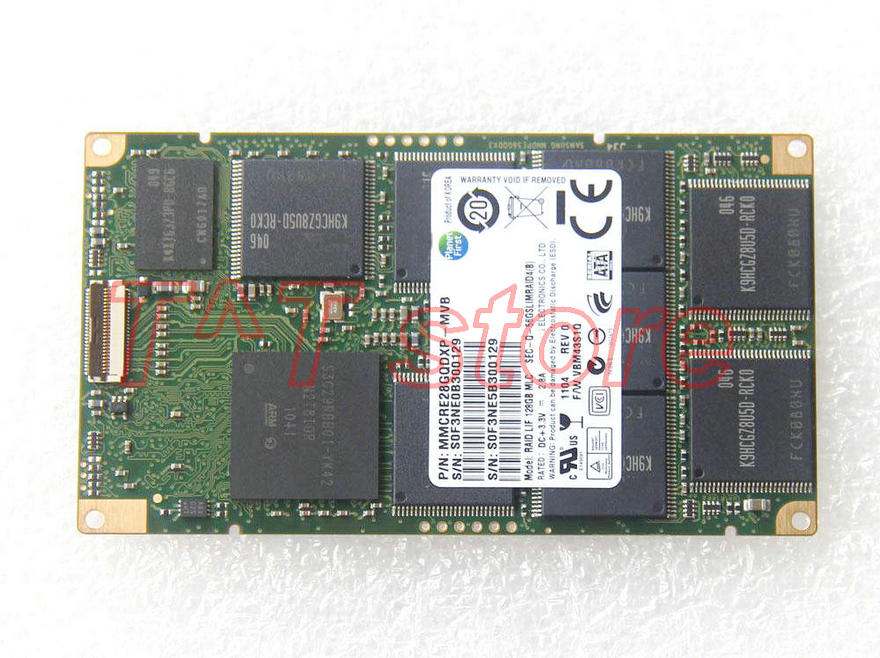 где купить Original 128G RAID LIF SSD FOR VPCZ1 VPCZ115 VPCZ117 VPCZ119 series MMCRE28GQDXP test good free shipping дешево