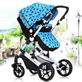 Folding Baby Prams Pushchairs,Ultralight European Baby Strollers,Protable Baby Stroller Bag,High Chair Baby Stroller Accessories