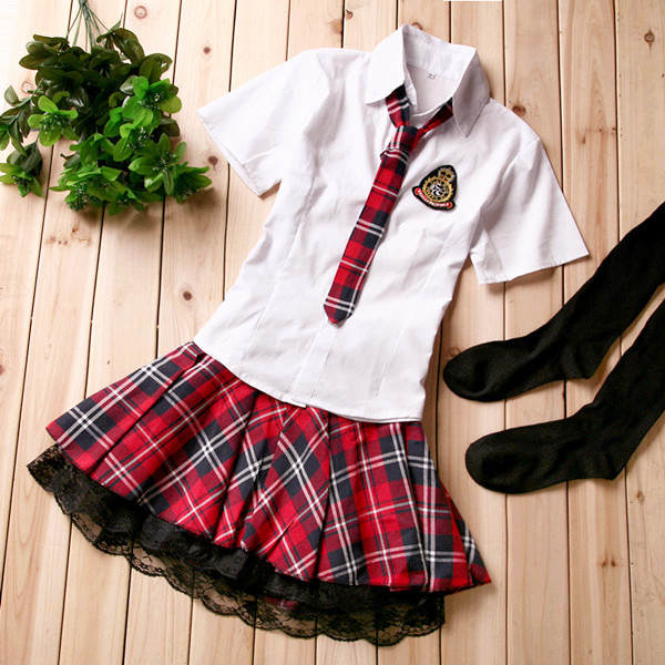 Hot Sale Sailor Costume Cosplay Japanese Schoolgirl Uniforms Student Class Set Carnivale Uniforms