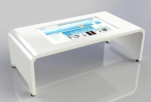 2020 new china supplier offer interactive multi touch screen coffee