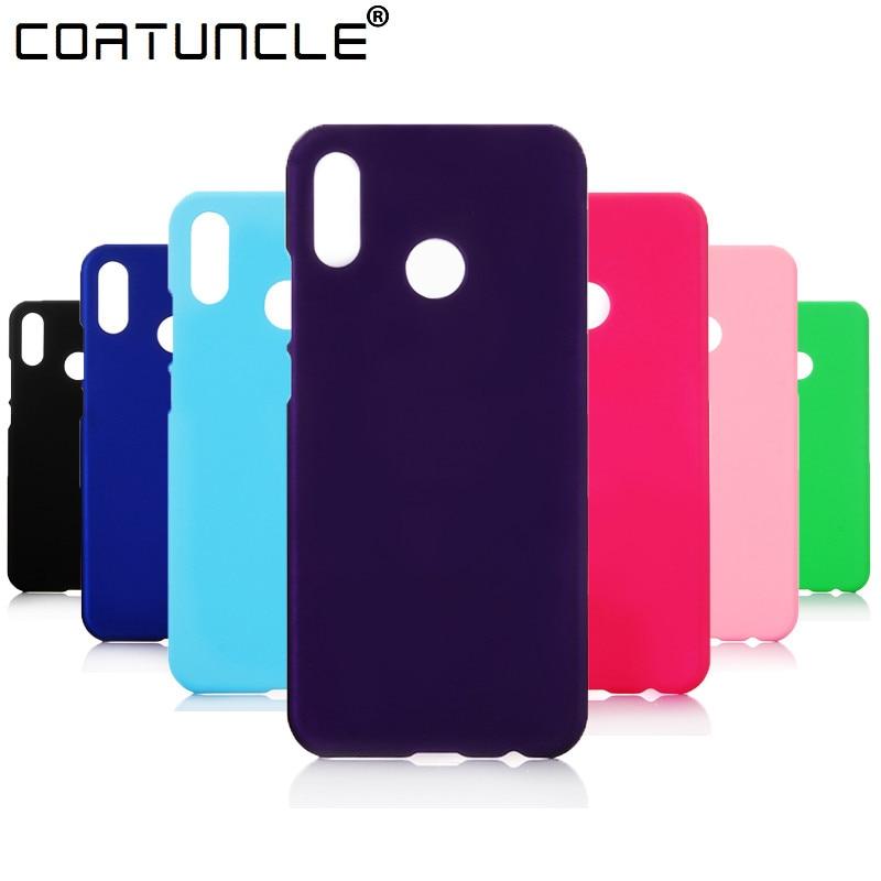 Phone Case sFor Fundas Huawei P20 Lite case For Coque Huawei P8 P9 Lite 2017 P10 Lite P10 Color Hard plastic PC cover phone case
