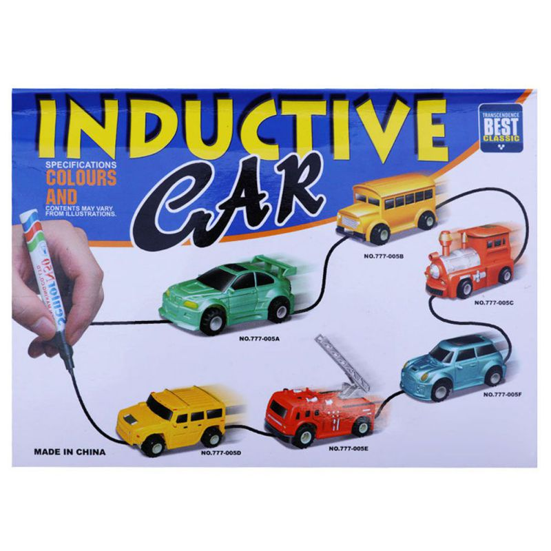 1-Piece-Magic-Toy-City-Vehicles-Intelligence-Inductive-Auto-Moving-Truck-Children-Toy-Truck-Car-Drawn-Rail-Truck-Inductive-Car-3