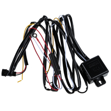 DRL Daytime Running Light Relay Harness Auto Car Control On Off Switch 12V