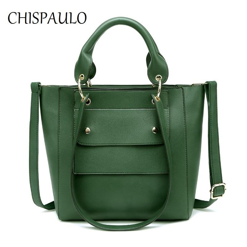 Women Purses And Handbags Famous Brands Designer Women Genuine Leather Handbags Fashion Women's Shoulder Composite Bags Lady X89