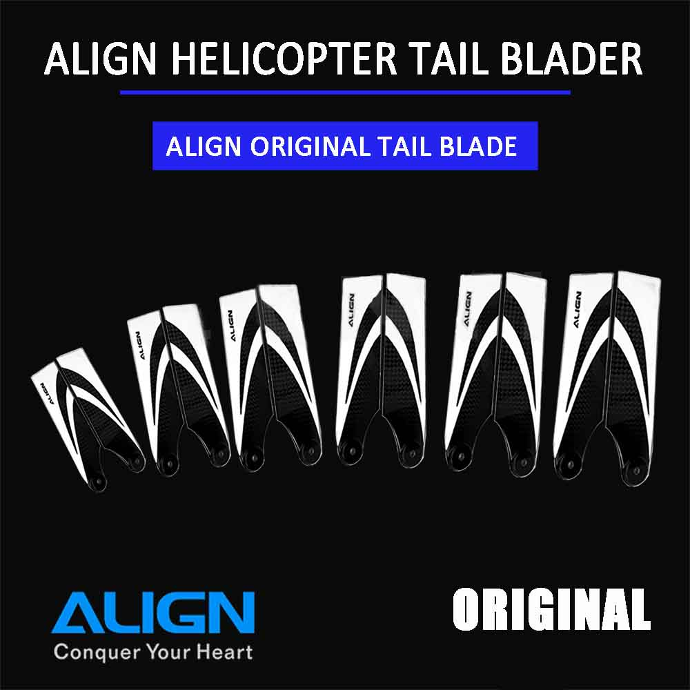 1 Pair 550mm Glassy Carbon Fiber Main Rotor Blades Propelelr for RC Helicopter