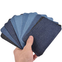 YHYS 10Pcs Thermal Sticky Iron On Mending Patches Jeans Bag Hat Repair Decor Design