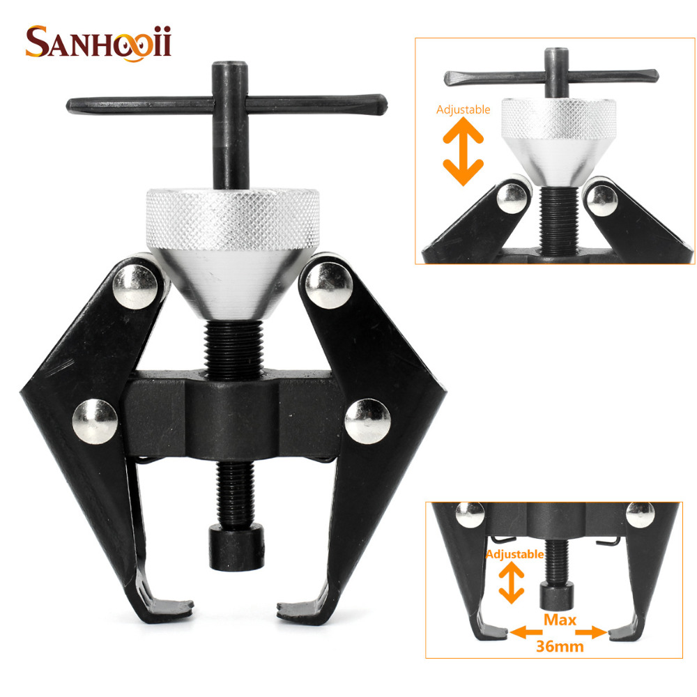 SANHOOII Car Auto Wiper Arm Battery Terminal Bearing Remover Puller Clamp Extractor Repair font b Tool
