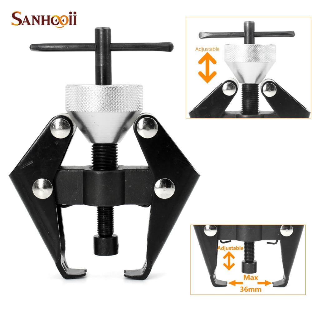 SANHOOII Car Auto Wiper Arm Battery Terminal Bearing Remover Puller Clamp Extractor Repair font b Tool