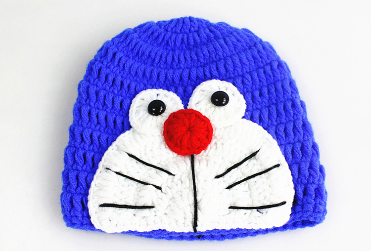 Cotton-Newborn-Photography-Props-Fotografia-Crochet-Infant-Baby-Hat-Pant-Shoes-Monster-Baby-Boy-Girls-Clothing-Set-Keepsake-010