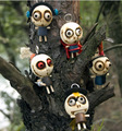 action one piece animation classic forest ghost series wooden Voodoo Doll Phone Strap Christmas kids toys Baby toys