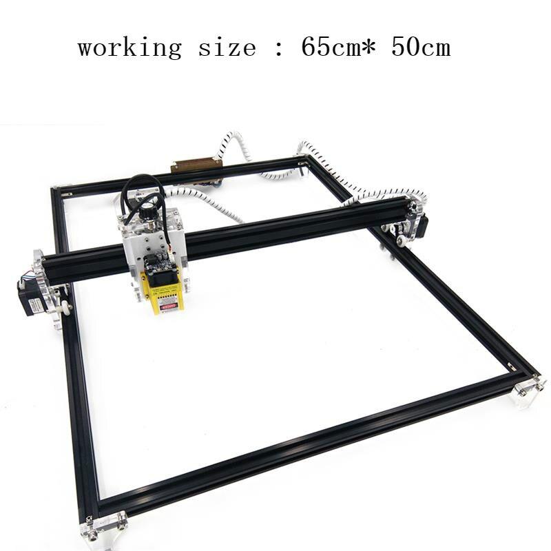 6550 Work Size CNC Machine Laser Engraving CNC Laser Engraving Marking Machine DIY Laser Cutter Machine