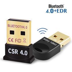 Bluetooth адаптер USB аппаратный ключ Bluetooth 4,0 Музыка приемник для ПК компьютер Беспроводной Bluthooth мини bluetooth-трансмиттер адаптер