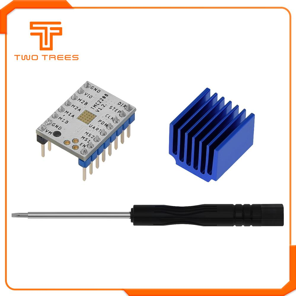 1Pcs Stepstick Stepper Motor A4988 Driver Module For Reprap 3D Printer Sf cn