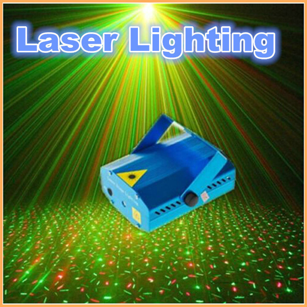 New High Quality Mini 2in1 Effect R&g Audio Stars Whirlwind Laser Projector Stage Disco Dj Club Ktv Family Party Light Show Stage Lighting Effect