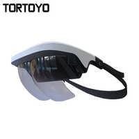 TORTOYO 2018 nouvelle réalité augmentée AR lunettes 90 degrés réalité virtuelle 3D casque de jeu dispositif pour iOS Android téléphone PK VR