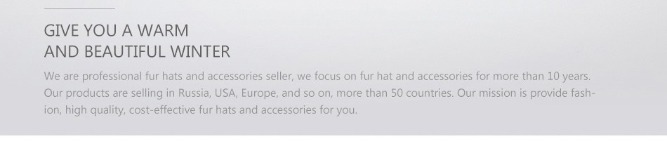 mink fur winter hats for women PCM010 (39)